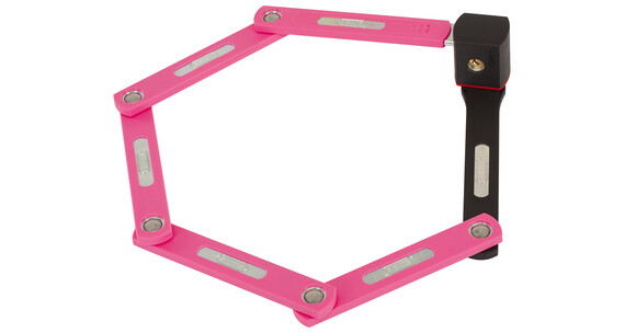 ABUS uGrip Bordo 5700 - Candado de cable - rosa